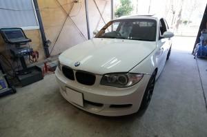 BMW E80 135i ABS