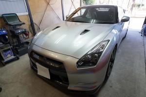 R35 GTR ABS修理