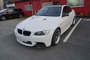 BMW E92 ABS修理