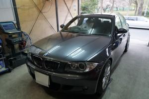 BMW E87 130 ABS修理