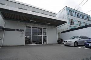 BMW修理工場のJスクエア