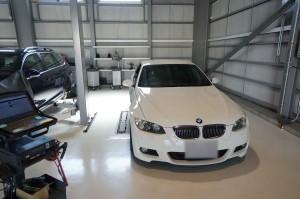 BMW E90 ABS修理
