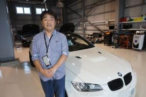 BMW E92 M3 ABS修理