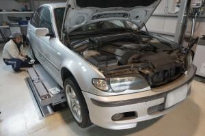 BMW E46 ABS