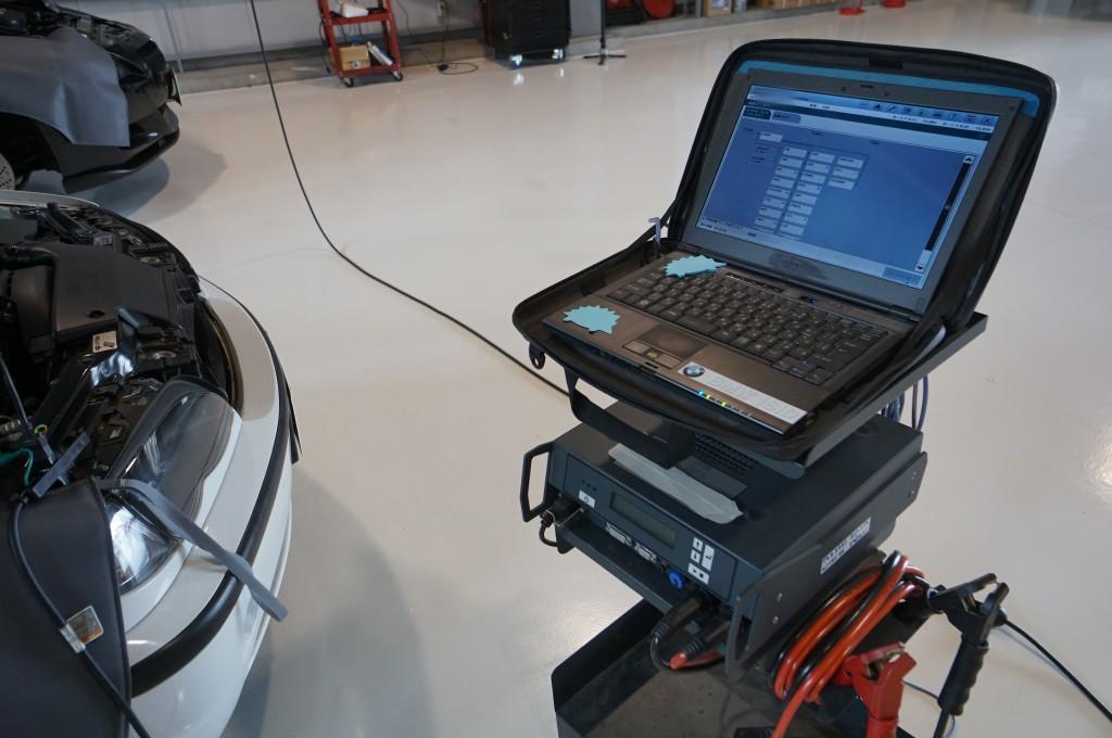 BMW ABSコーディング