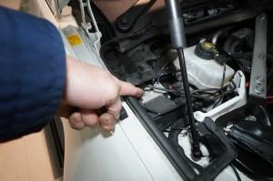 BMW M3 ABS修理
