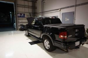 フォードABS修理