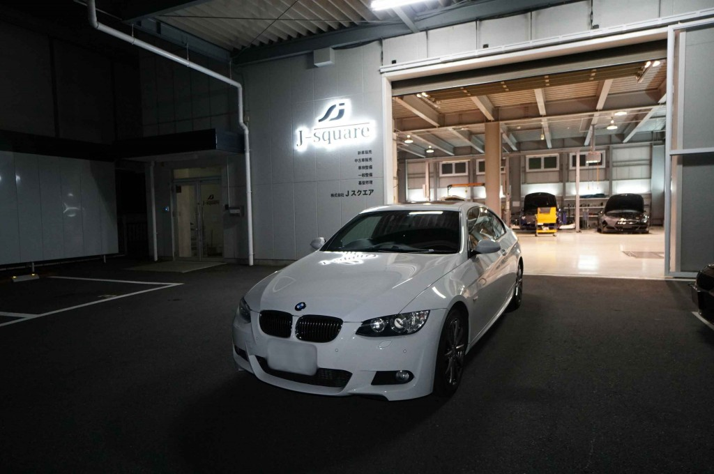 BMW E92 ABS修理 群馬県からご来店!!