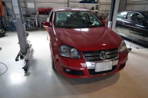 VW ジェッタABS修理