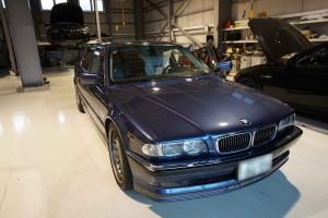 BMW M6 E63 ABS修理