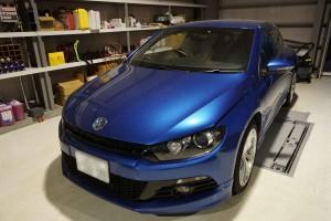 VW シロッコ ABS修理