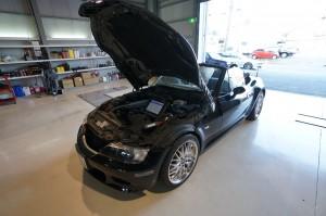 BMW Z3 ABS修理