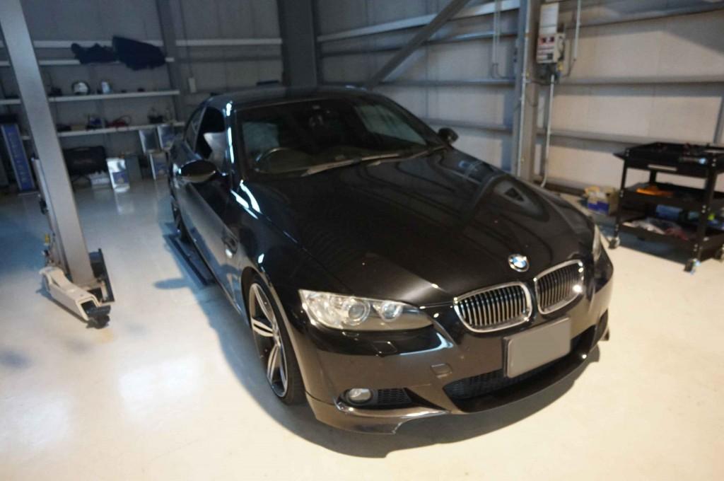 BMW E93 ABS
