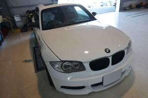 BMW E87 130i ABS修理