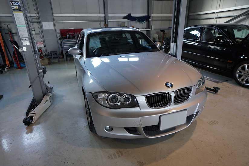 BMW E87 130 ABSユニット