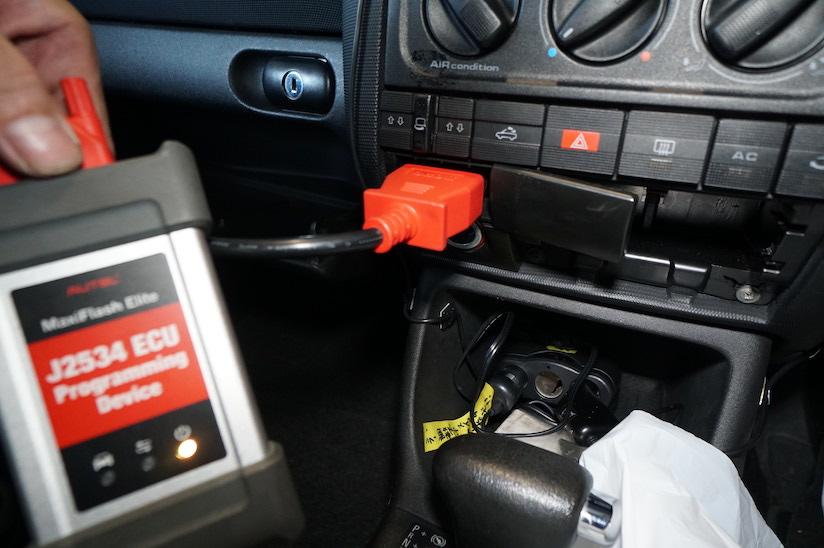 VW 診断機