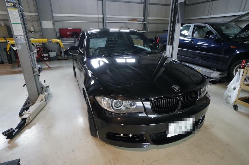 BMW E82 ABS修理