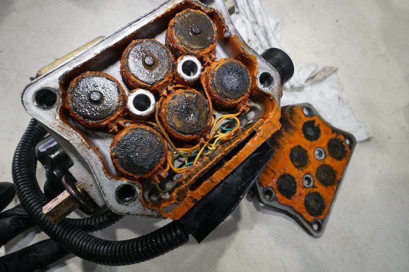 E36 ABSユニット