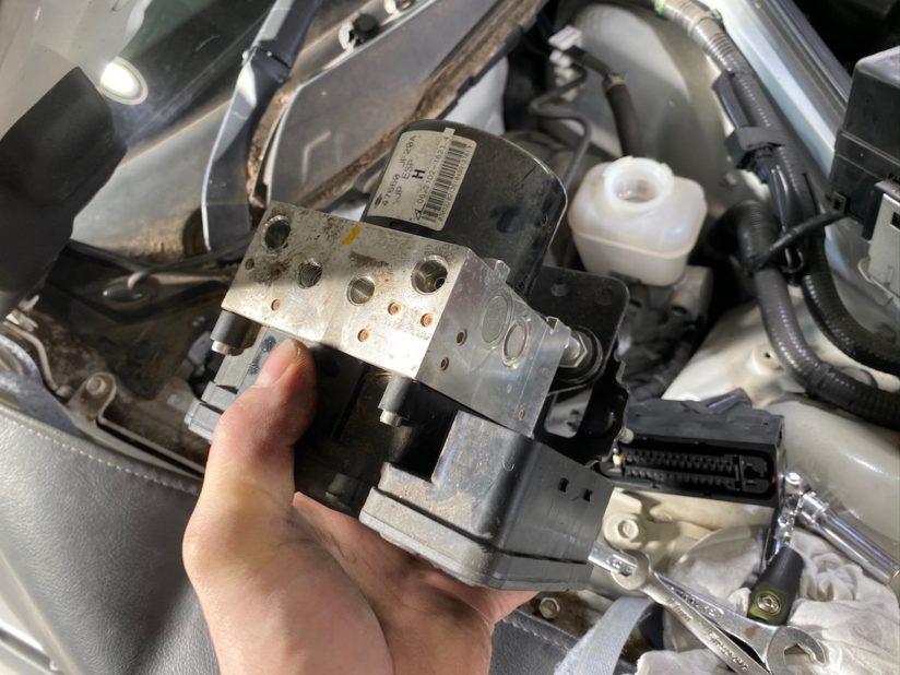 R35 GTR VDCユニット