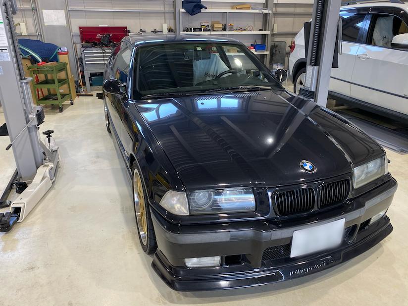 BMW E3 M3 ABS修理