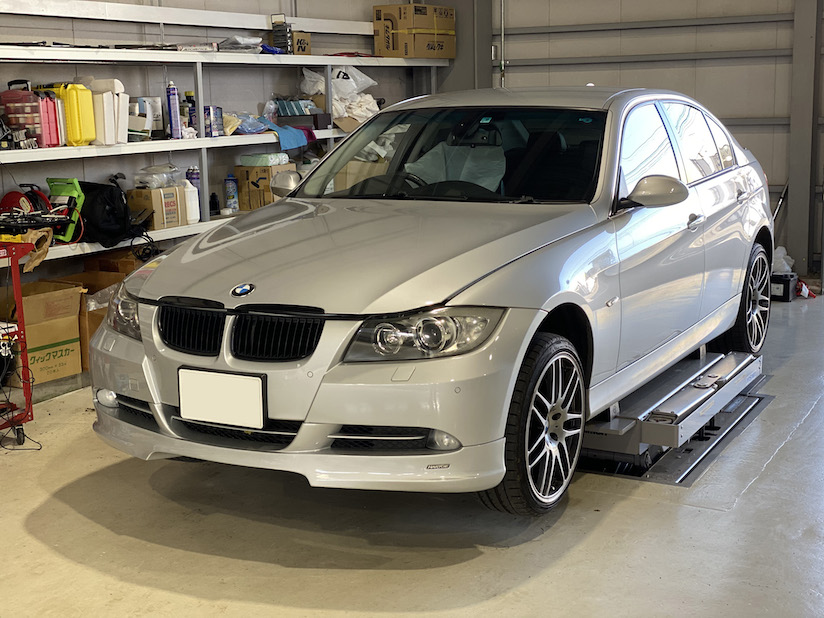 BMW ABS修理