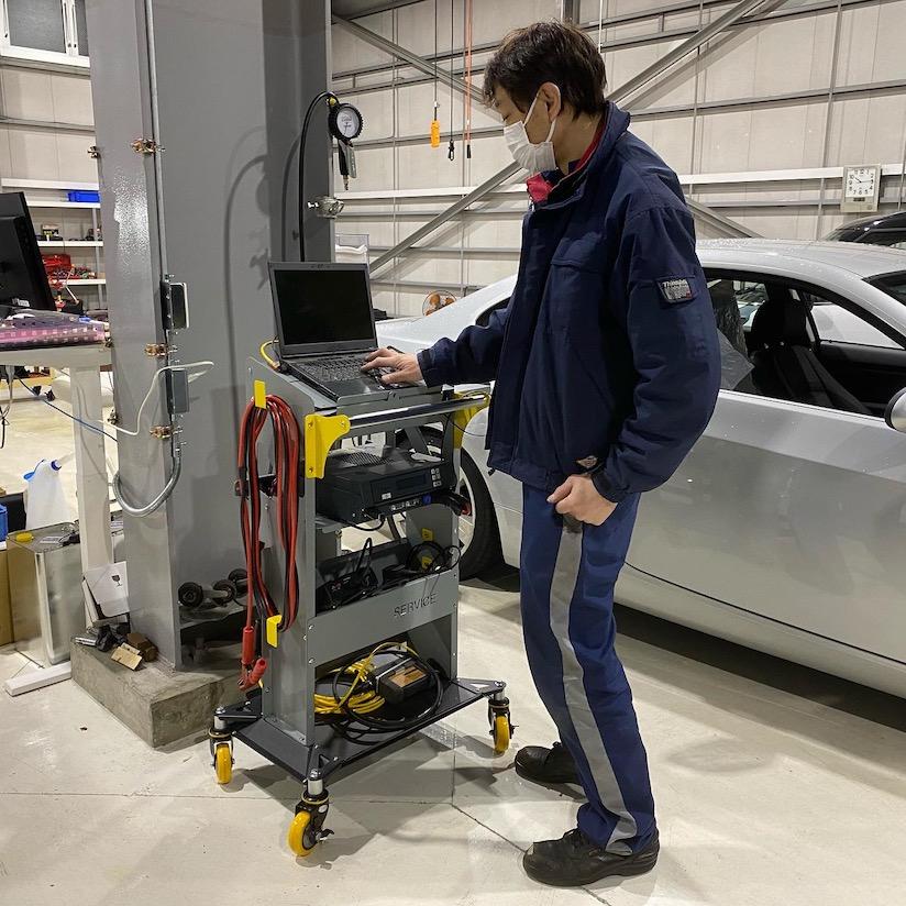 BMW診断機