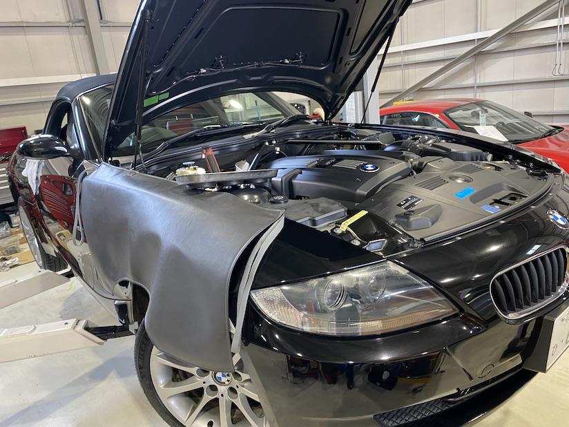 Z4 ABS修理