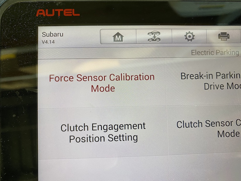 Force Sensor Calibration