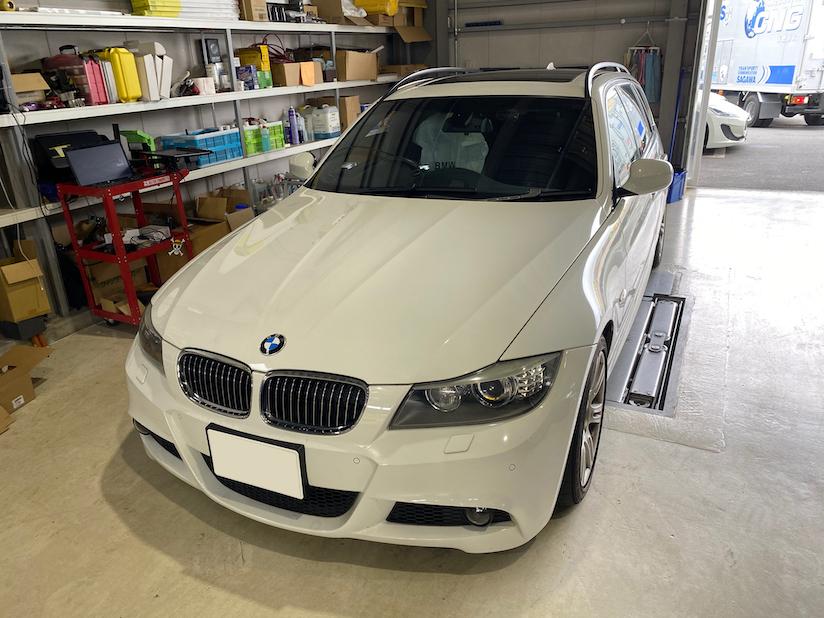BMW ABS修理