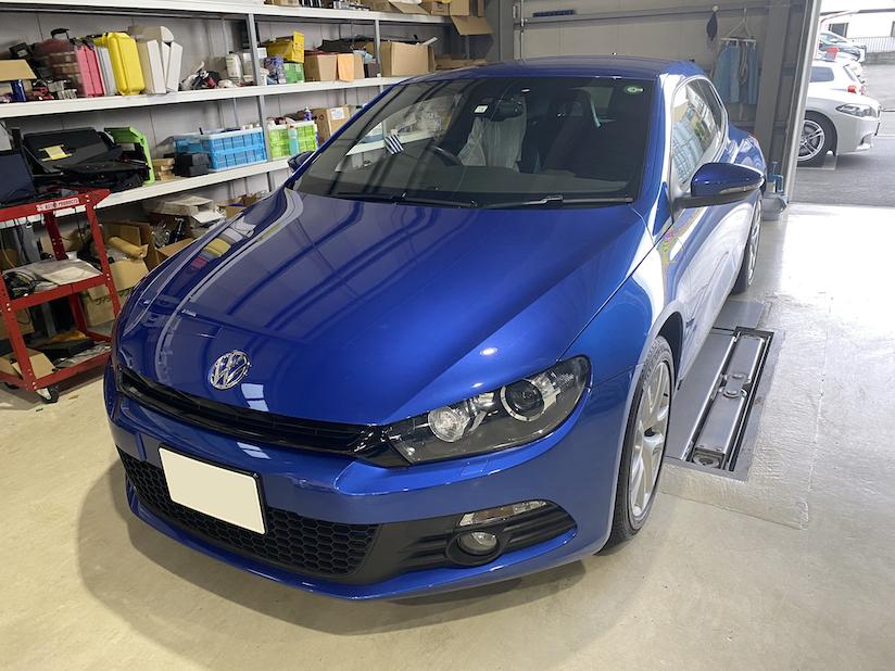 VW シロッコABS修理