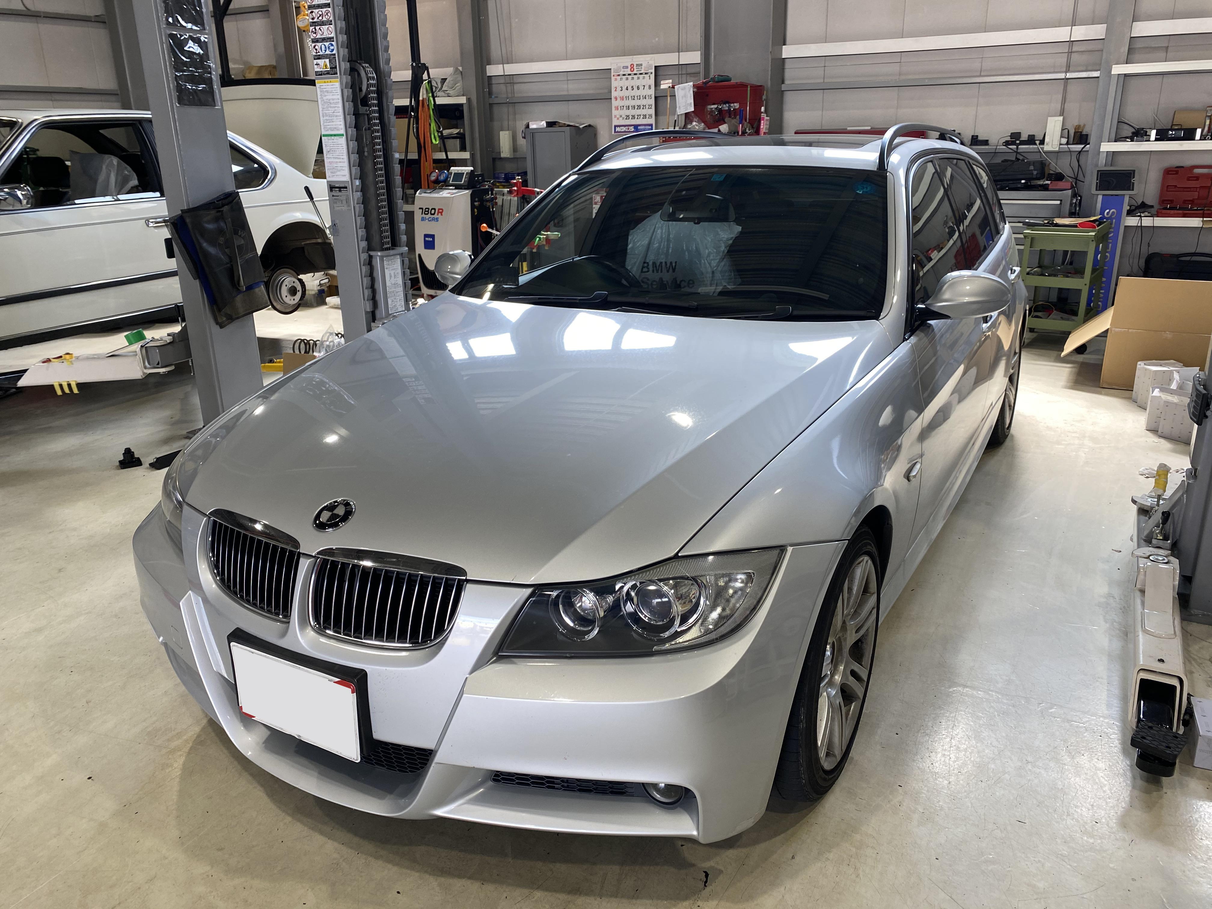 BMW E91 ABSランプ