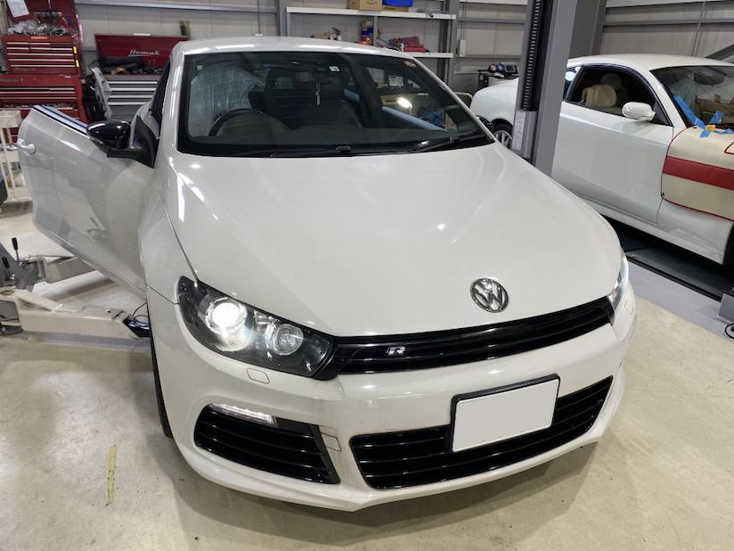 VW ゴルフ ABS修理
