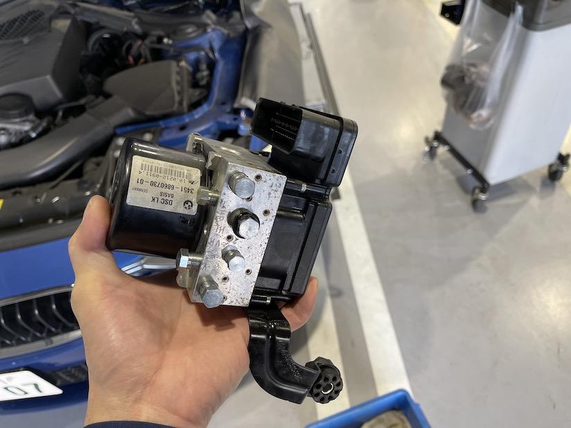 E60 DSCユニット