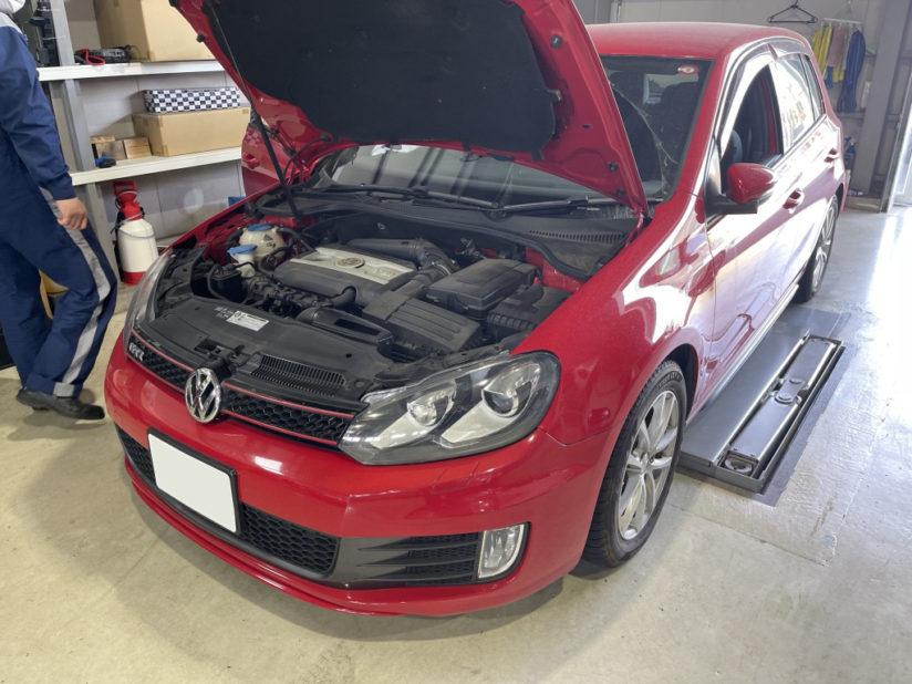 VW ABS修理