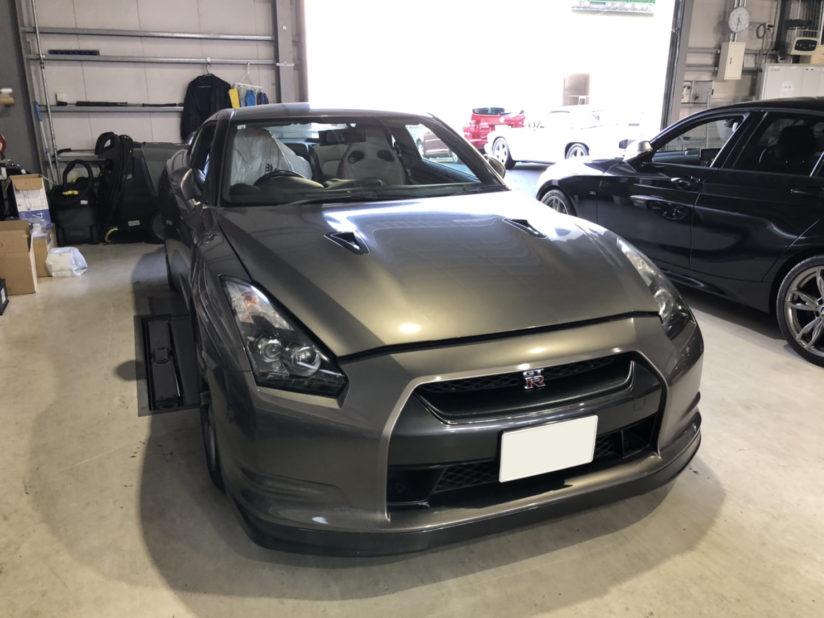 R35 ABS修理