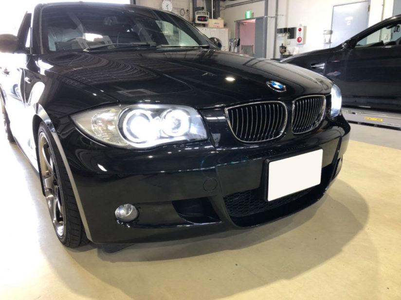 BMW E87 ABS修理
