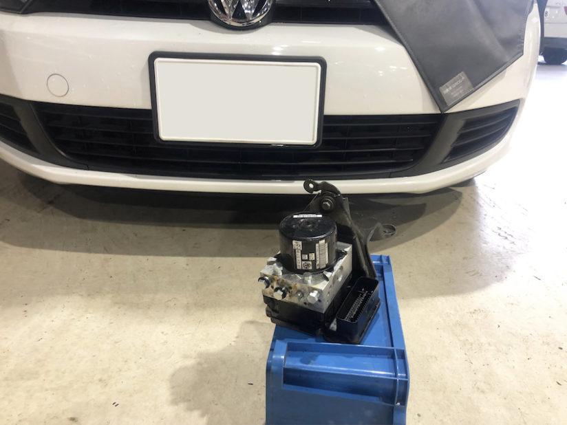 VW ABSユニット